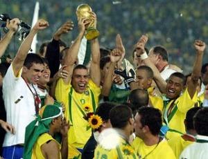 Brasil Campeón 2002