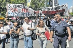 Manifestando la Crisis año 2002